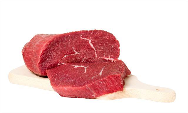 キレイな赤肉